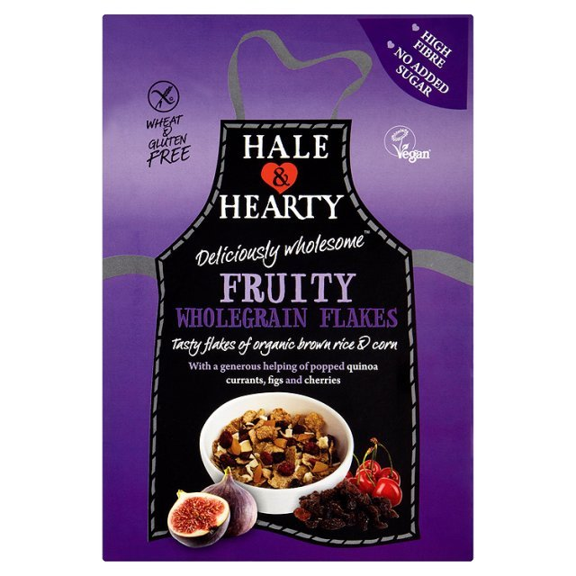 Hale + Hearty Fruity Wholegrain Cereal