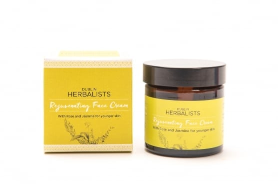 Dublin Herbalists Rejuvenating Face Cream